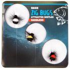Zig Bugs Attractor Beetles Barbless (3szt)