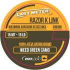 Plecionka Przyponowa Prologic Razor K Link 15m 20lbs
