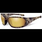 Okulary Wiley X Boss Polarized Venice Gold Mirror Lens Kryptek Highlander Frame