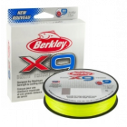 Plecionka Berkley X9 Braid Fluo Green 0.08mm 150m