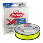 Plecionka Berkley X9 Braid Fluo Green 0.12mm 150m