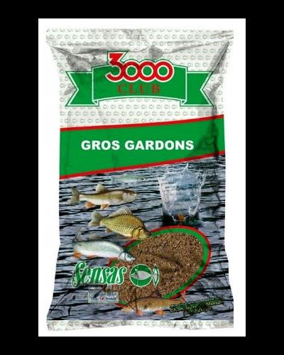 Zanęta Club Gros Gardons 3000 Sensas 1kg