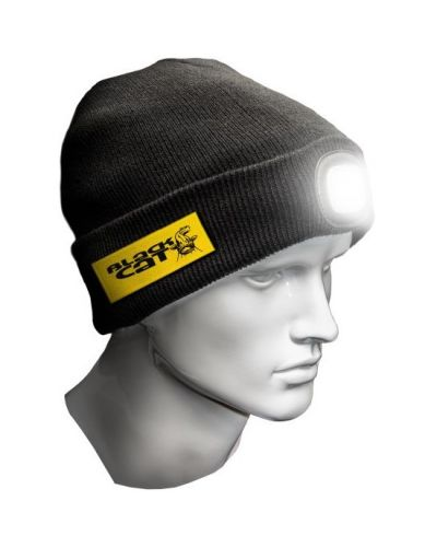 Czapka Black Cat Led Lancer Beanie