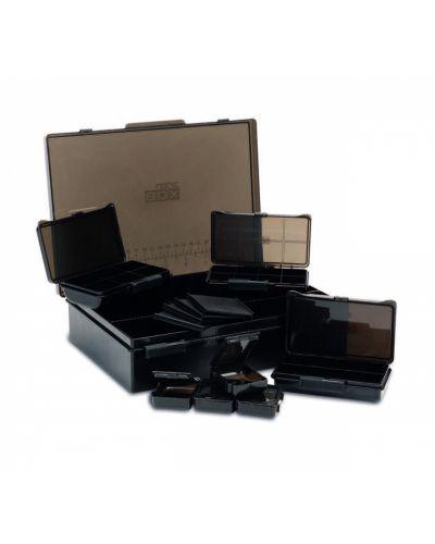 Nash Capacity Medium Tackle Box Loaded Pudełko Na Akcesoria