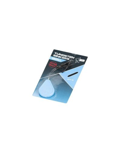 Nash Tungsten Sinkers Small