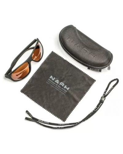 Okulary Amber Wraps Nash