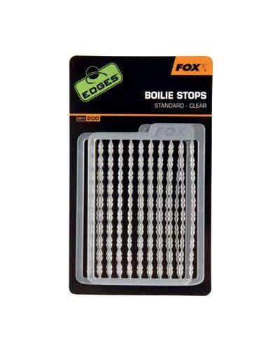 Fox Boilie Stops Standard Clear