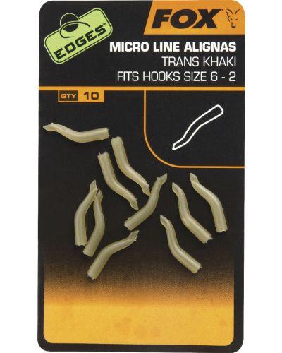 Pozycjoner Fox Edges Micro Line Aligner Hook