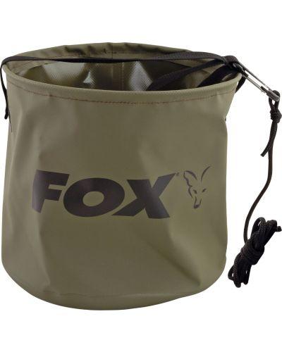 Wiadro Fox Miękkie Składane Bucket Large 10l