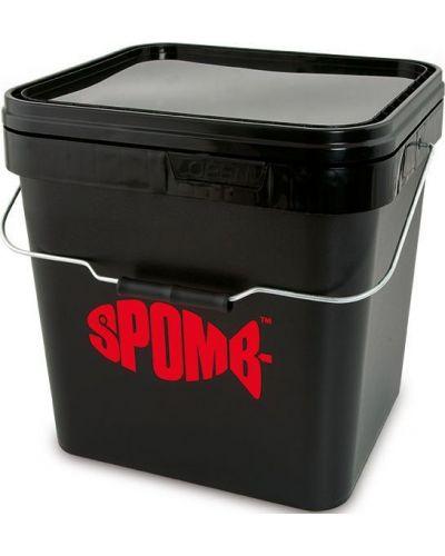 Wiadro Spomb 17l Black