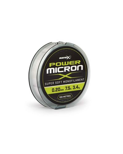 Żyłka Matrix Power Micron X 0,23mm 4,3kg /100m