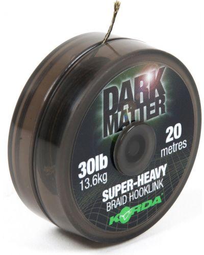 Korda Korda Dark Matter Braid 30lb 20m