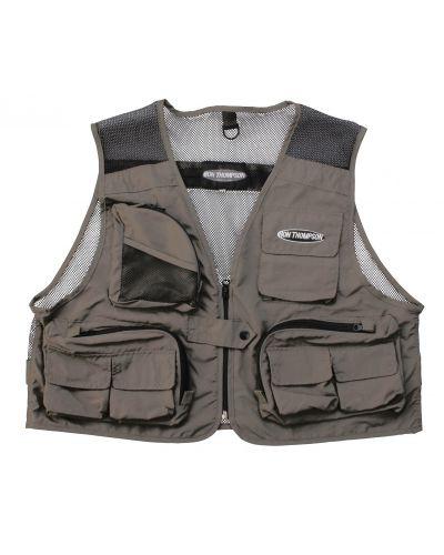 Kamizelka Wędkarska Ron Thompson Lite Vest L Stone