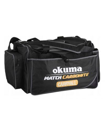 Torba Okuma Match Carbonite Carryall (60x36x39cm)