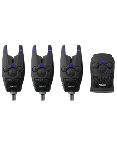 Zestaw Sygnalizatorów Prologic Bat+ Blue Set 3+1