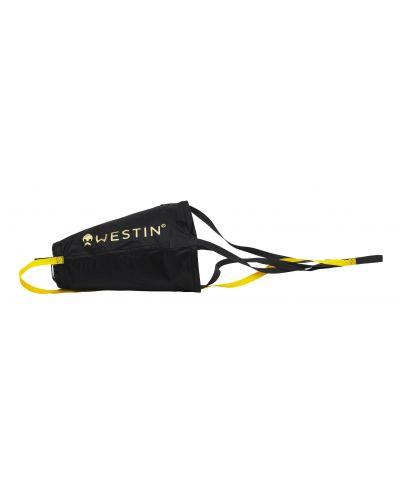 Dryfkotwa Westin W3 Drift Sock Trolling/Kayak Small Black/High Viz. Yellow