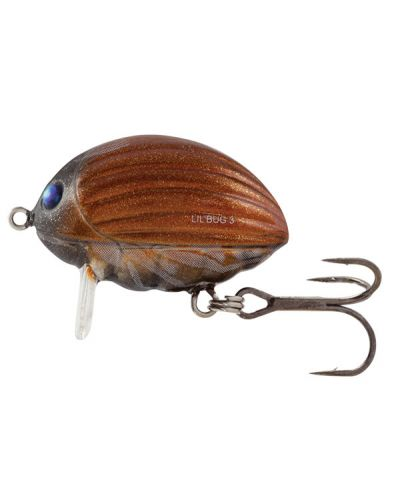 Wobler Salmo Lil Bug Floating 2cm May Bug