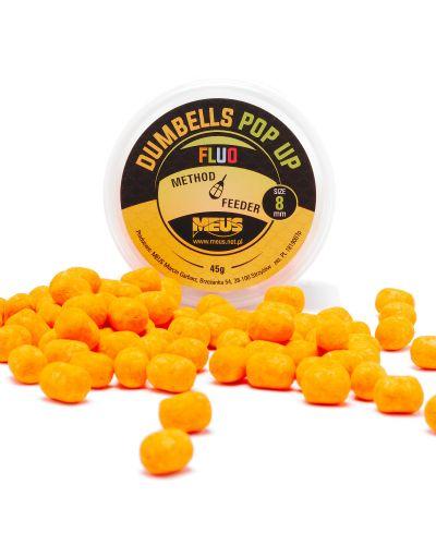 Meus Dumbells Fluo Pop Up Bubble Gum 8mm
