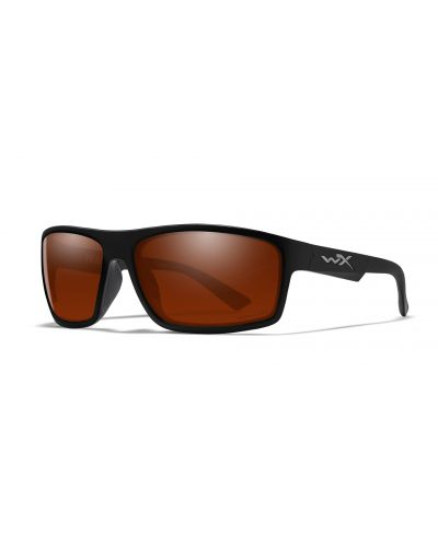 Okulary Wiley X Peak Captivate Polarized Copper Matte Black Frame