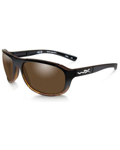 Okulary Wiley X Ace Polarized Bronze Lens Gloss Tortoise Fade F