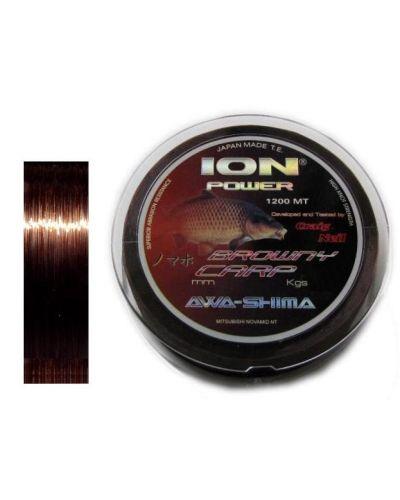 Awa`S ION Power Browny Karp 0,370mm 1200m