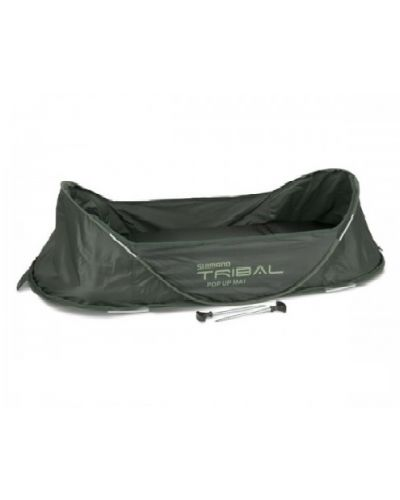 Mata Karpiowa Shimano Tribal Pop-Up Mat Z Uchwytami 113x53x31