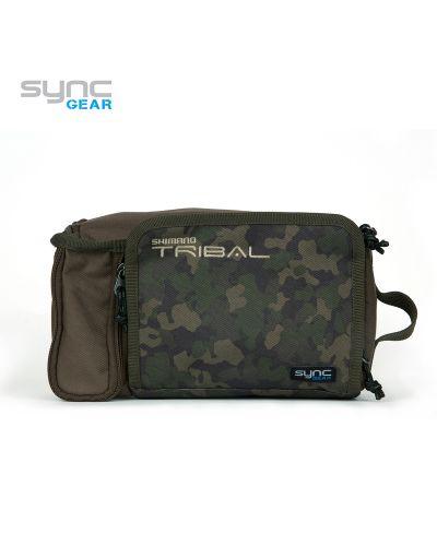 Torba Shimano Tribal Sync Gear Do Przechowywania Kulek 1,5kg