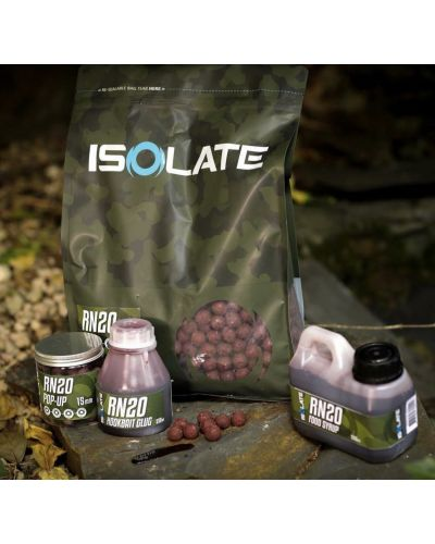 Booster Shimano Tribal Isolate RN20 Red Nut 500ml