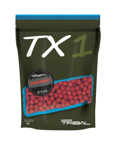 Kulki Shimano Tribal TX1 Strawberry 20mm 1kg