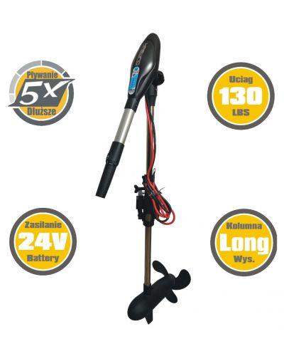 Silnik Elektryczny Haswing Protruar G 4.0 130Lbs 1800W