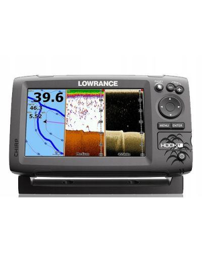 Echosonda Lowrance HOOK 7 GPS