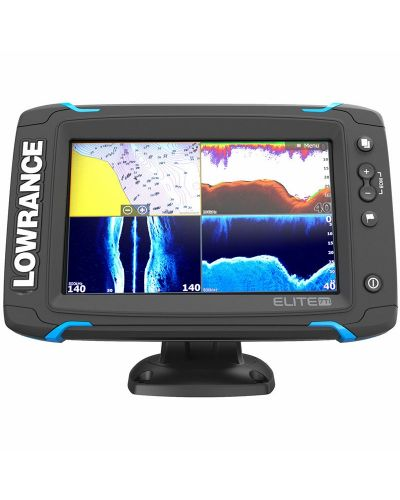 Echosonda Lowrance Elite 7 Ti Total Scan