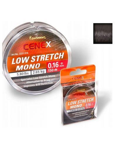 Żyłka Cenex Low Stretch Mono 0,16mm/150m/2,65kg