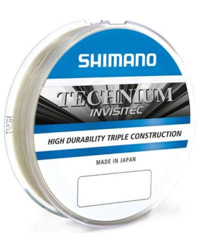 Żyłka Shimano Technium Invisitec 150m 0,185mm 3,30kg
