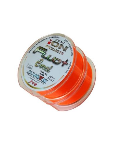 Awa`S ION Power Fluo+Coral 2x300m