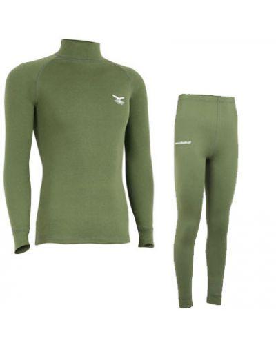 Bielizna Termoaktywna Mikado Spodnie Green