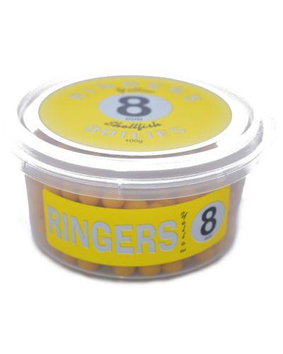 Boilies Ringers Yellow Shellfish 8mm