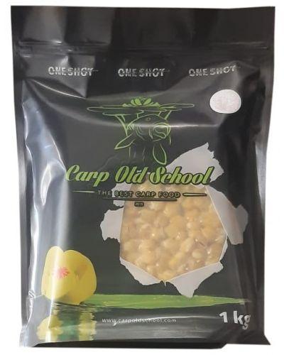 Carp Old School Kukurydza 1kg Zapach Naturalny