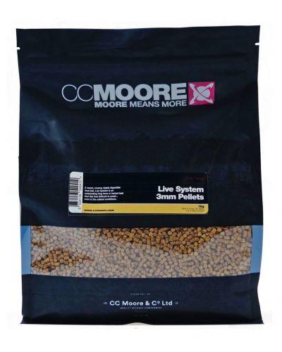 CC Moore Live System Pellet