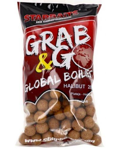 Kulki Starbaits Grab&Go Global 20mm 1kg Halibut