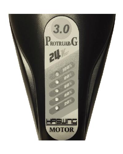 Silnik Elektryczny Haswing Protruar 2HP 3.0 G 110Lbs 1200W