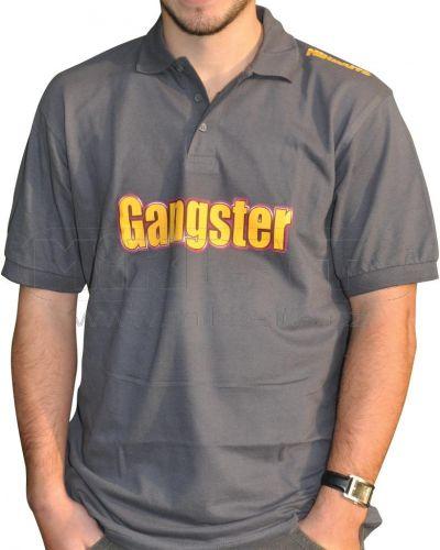 Koszulka Mikbaits Gangster Grafitowa