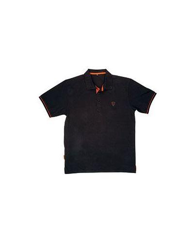 Koszulka Polo Fox Black / Orange