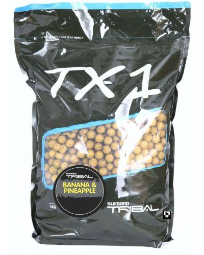 Kulki Shimano Tribal TX1 Banana & Pineapple 1kg