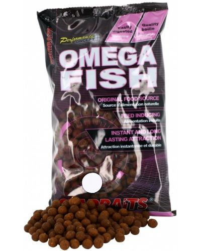 Kulki Starbaits Performance Concept Omega Fish 24mm 1kg