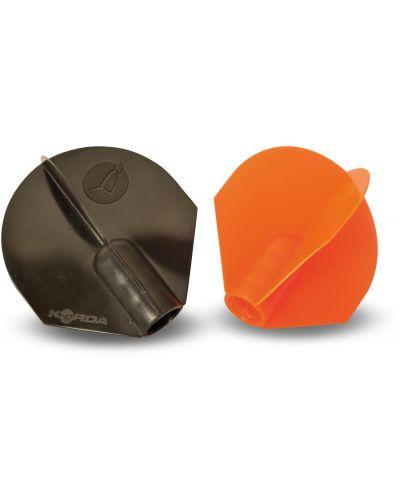 Marker Korda Spare Marker Flights 2pcs Orange