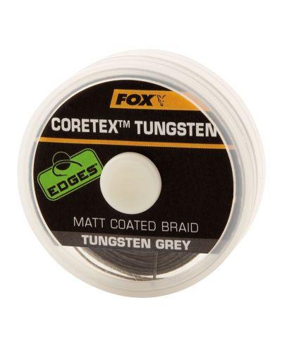 Plecionka Fox Coretex Tungsten 20lb 9,1kg 20m Tungsten Grey