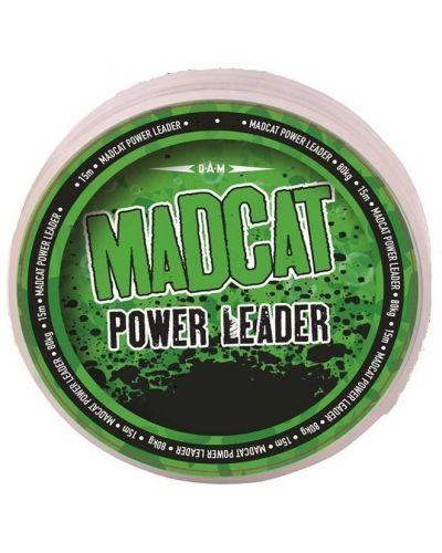 Plecionka Przyponowa Madcat Power Leader 15m