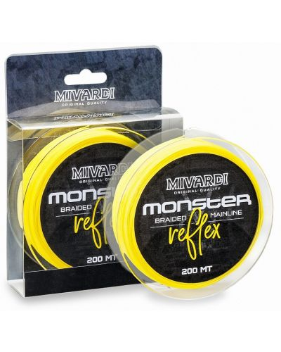 Plecionka Sumowa Mivardi Monster Reflex Braid 200m