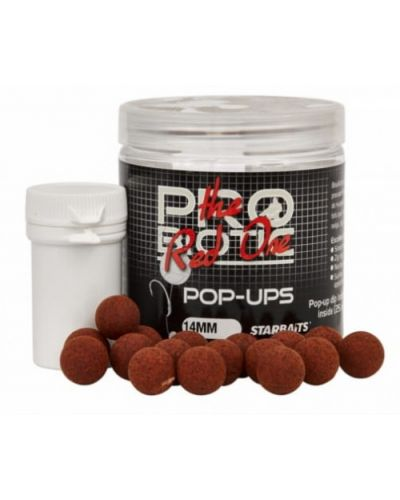Pop Ups Starbaits Probiotic The Red One 60g